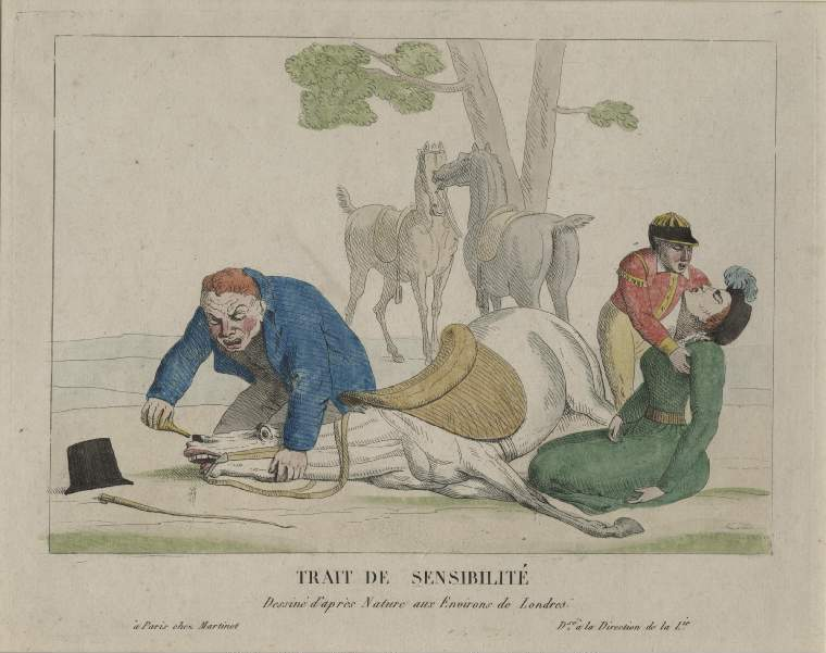 Featured image for the project: Trait de Sensibilité [Act of Sensibility]